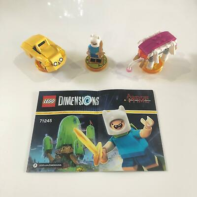 AU59.99 • Buy LEGO Dimensions 71245 | Adventure Time Level Pack | Used 100% Complete