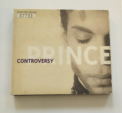 Prince Controversy- 2 Cd Single Numbered Edition-1993 • 1.99£