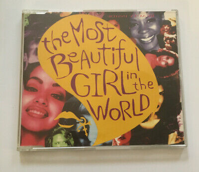 Prince-The Most Beautiful Girl In The World-Cd Single 1994 • 0.99£