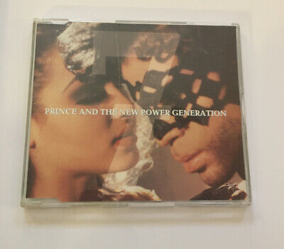 Prince And The N.P.G-7 Track Cd Single 1992 • 0.99£