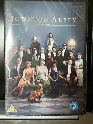 Downton Abbey The Movie Dvd 2019 Brand New -Sealed • 3.20£