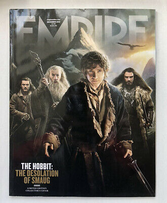 Empire Magazine Issue 294 - December 2013 - The Hobbit Limited Edition Cover • 4£