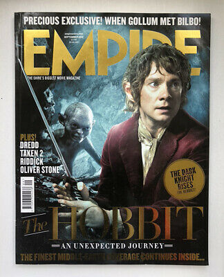 Empire Magazine Issue 279 - September 2012 - The Hobbit: An Unexpected Journey • 4£