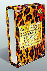 Only Fools And Horses Complete DVD Collection Limited Edition Leopard Hardcase • 27.50£