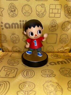 AU10 • Buy Nintendo Amiibo Super Smash Bros Villager Amiibo #9 - 1st Print
