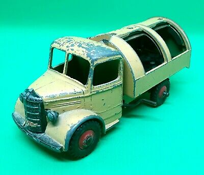 Vintage Dinky 25V / 252 Bedford Rubbish Truck / Refuse Collector  • 4.99£