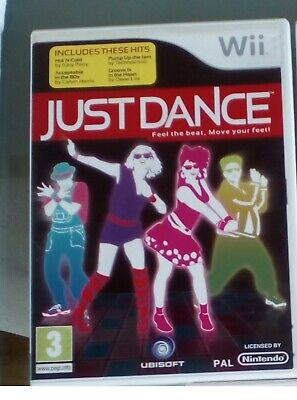 Just Dance For Nintendo Wii Music And Dance Kids Game • 13.99£