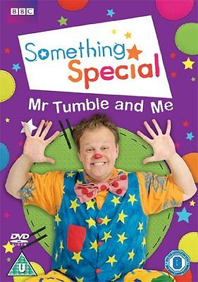 Something Special  'Mr Tumble And Me'  **Brand New DVD**   Justin Fletcher • 4£