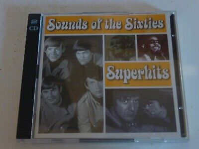 Sounds Of The Sixties - Superhits -  [2004]  [Time Life]  • 4.99£