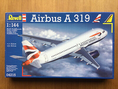Revell 1/144 Airbus A319 04215 • 5£