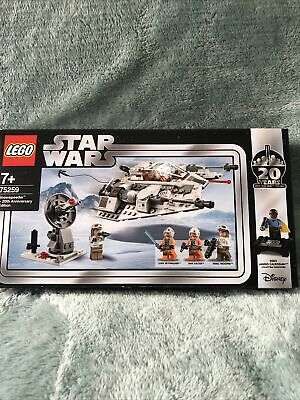 AU91 • Buy LEGO Star Wars Snowspeeder - 20th Anniversary Edition Set (75259)