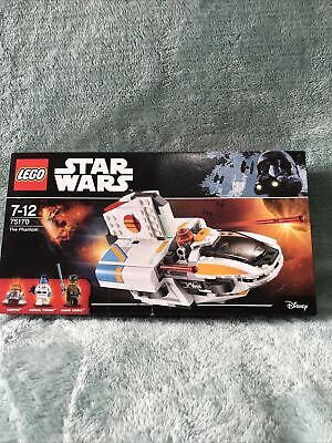 AU152.35 • Buy Lego Star Wars Set 75170 The Phantom