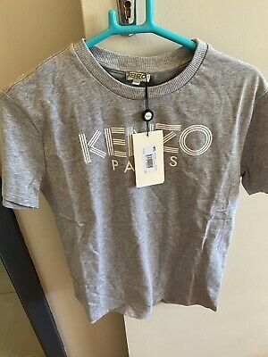 AU15.50 • Buy Kenzo T-shirt BRAND NEW WITH TAGS Size 12A 100% Genuine Pick Up Options