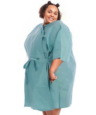 £16.95 • Buy Plus Size Hospital Surgery Gown XL To XXXL Extra Large Superwide Unisex Comfort