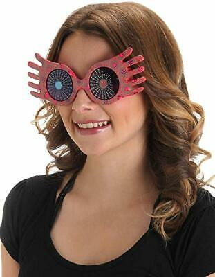 Officially Licensed Luna Lovegood Spectrespecs Glasses Harry Potter Cosplay Pink • 14.61£