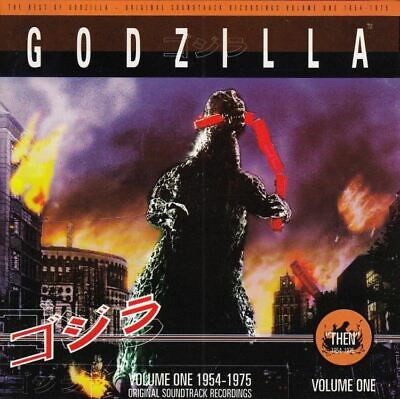 The Best Of Godzilla Volume One 1954-1975  • 8.50£