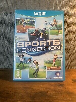 Sports Connection - Nintendo Wii U Game - PAL • 5.49£