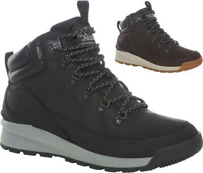 THE NORTH FACE Back-To-Berkeley Waterproof Sneakers Trainers Shoes Boots Mens • 147.99£