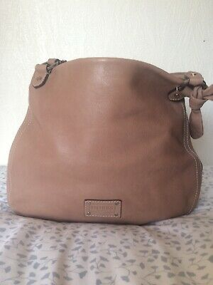 Hobbs Ladies Leather Bag Lovely Condition • 50£