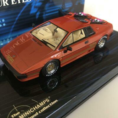 $ CDN172.62 • Buy Lotus Esprit Turbo Bond Collection 1/43 Minicar