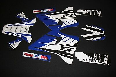 AU117 • Buy Yamaha Yz125 - Yz250 1996-2001 Hyper Series Mx Graphics Kit Sticker Kit Stickers