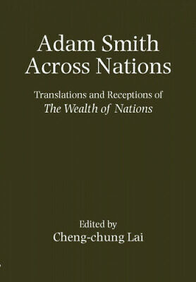AU212 • Buy Adam Smith Across Nations: Translations And Receptions Of The  Wealth Of
