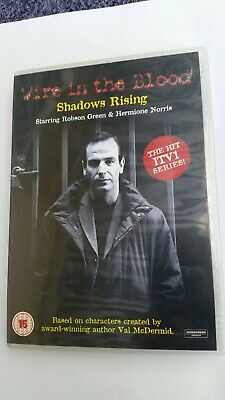 Wire In The Blood - Shadows Rising (DVD, 2009) • 3.99£