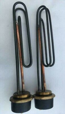 2 X Shel 14 Inch  PulsaCoil 3 Immersion Heater Element  • 64.99£