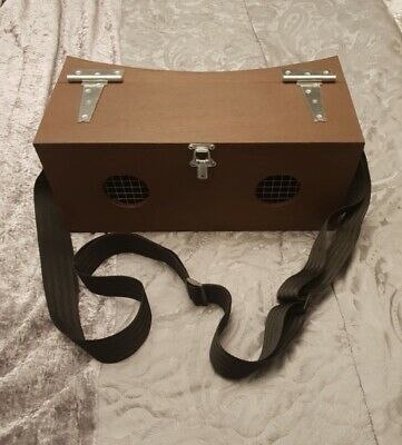 **Brand New**Double Bowback Ferret Box Rabbiting Ferreting Hunting  • 29.99£