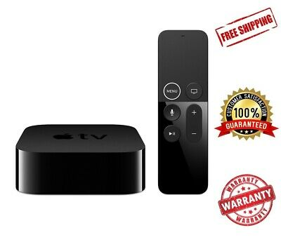 AU299.99 • Buy *NEW* Apple TV (5th Generation) 4K 64GB HD Media Streamer - A1842 | Tax Invoice