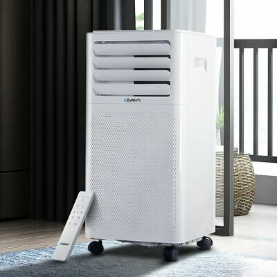 AU255.95 • Buy Portable Air Conditioner W/ Remote Control & Window Vent Kit Cooling Unit White