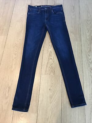 Mens Denim Ringspun Denim Goods Jeans 34/34 • 1.20£