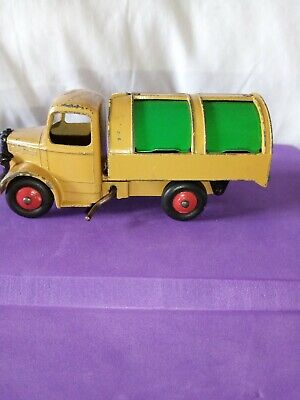 1960's Dinky Bedford Refuse Lorry Dustcart Unmolested Totally Original Rare  • 20£