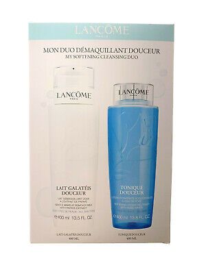 Lancome Mon Duo Demaquillant Douceur Lait Galateis 400ml+Tonique Douceur 400ml  • 69.45£