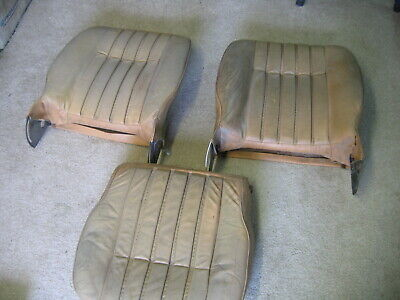 Rover P6 V8 Manual Auto  3500  Leather Seat Parts  • 50£