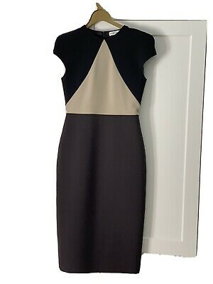 AU60.50 • Buy Scanlan And Theodore Dress Scuba Size 10 With Belt