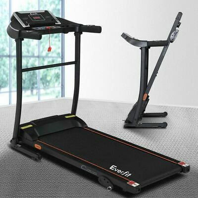 AU571.95 • Buy Electric Treadmill Exercise Fitness Machine Compact Walking Equipment Foldable