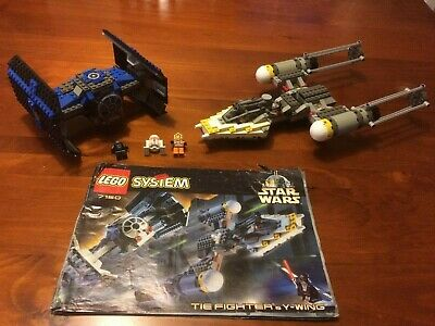 AU149.95 • Buy Lego - Star Wars - Tie Fighter And Y-Wing - 7150