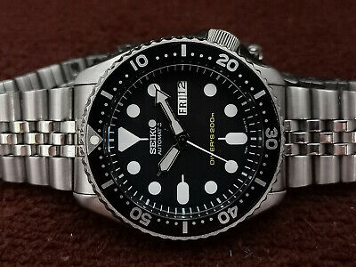 $ CDN18.04 • Buy Pre-owned Seiko Scuba Diver 7s26-0020 Skx007k2 Automatic Men's Watch 890028