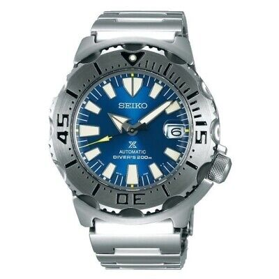 $ CDN1506.33 • Buy Seiko Prospex SBDC067 Blue Coral Monster 6R15 Limited From Japan