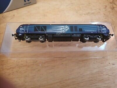 Dapol 2D-022-011D, N Gauge, Class 68 Diesel Loco, 68034 ' DCC Fitted  In DRS  • 43£