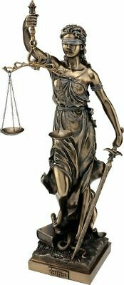 Themis Greek Goddess / LARGE Statue/Blind Lady Justice 50 Cm /19.68 Inches • 169.99£