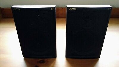 Pair Of Jamo S3 Speakers - Used But In Good Condition. • 25£
