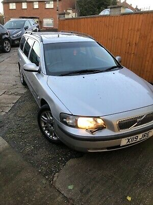 Volvo V70 T5/ Spares Or Repair. Collection Only Please.  • 195£