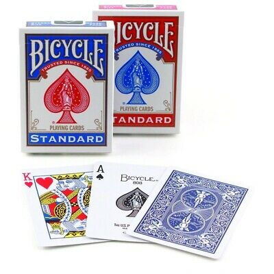 Bicycle Playing Cards Standard Deck • 3.99£