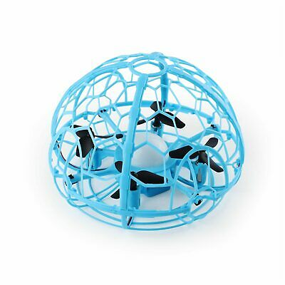 AU59.95 • Buy Gesture Hand Control Drone With Safety Cage