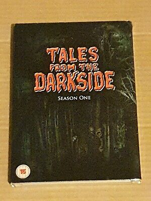 Tales From The Darkside - Season One - DVD - 4 Disc Box Set Horror Anthology  • 3.50£
