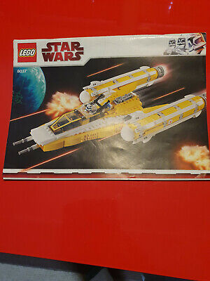 AU50 • Buy Lego Star Wars Anakin's Y-Wing Starfighter 8037