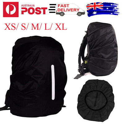 AU10.99 • Buy Outdoor Foldable Backpack WaterProof Rain Cover Rucksack Camping Travel Bag