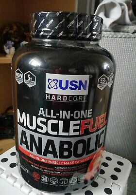USN Muscle Fuel Anabolic All In One Lean Muscle Catalyst 2kg • 16.50£
